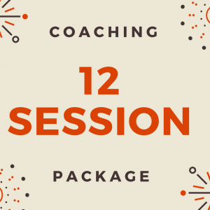 12-Session Coaching Package