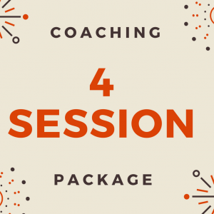 4-Session Coaching Package