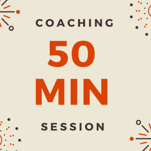 50-Minute Coaching Session