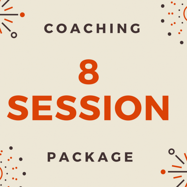8-Session Coaching Package